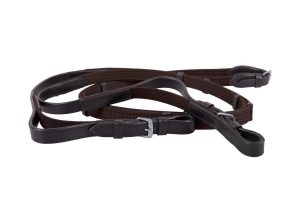 QHP webteugel elastiek bruin