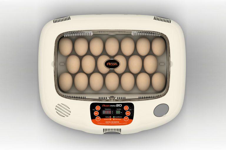 R-com 20 Max broedmachine