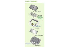R-com 20 Pro broedmachine