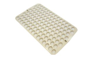 R-com 50 ei-tray kwartel - 116 eieren