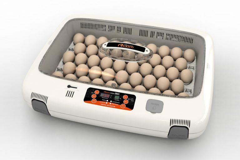 R-com 50 Max broedmachine
