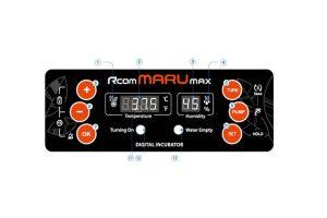 R-com Maru 380 broedmachine