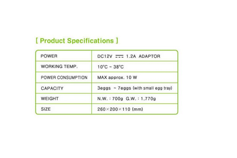 R-com Mini Pro broedmachine