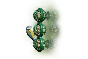 Raamfeeder mezenbol met zuignap
