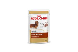 Royal Canin adult wet Dachshund