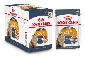 Royal Canin Intense Beauty Gravy maaltijdzakjes