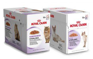Royal Canin Sterilised maaltijdzakjes