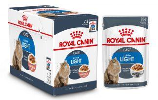 Royal Canin Ultra Light Gravy maaltijdzakjes