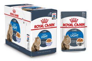 Royal Canin Ultra Light Jelly maaltijdzakjes