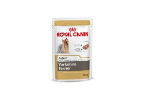 Royal Canin adult wet Yorkshire Terrier