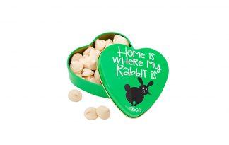 Sanal hartenblik konijn