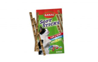 Sanal Softsticks lam & rijst
