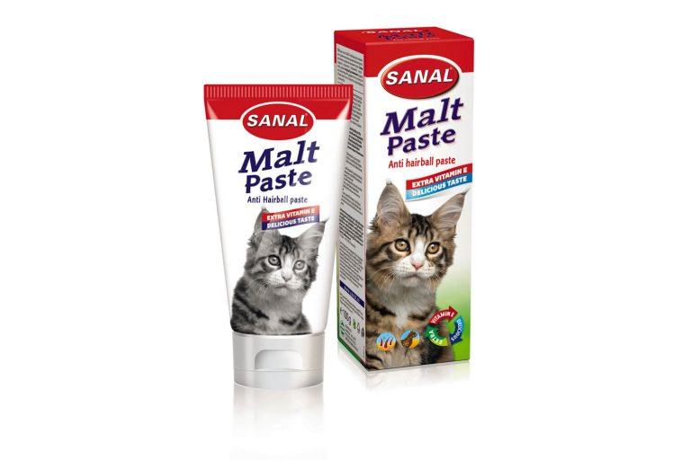 Sanal Malt Anti-Haarbal Pasta