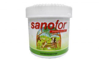 Sanofor Veendrenkstof 500 gram of 1 kg