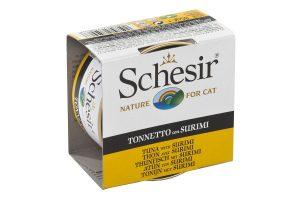 Schesir kat Tonijn met surimi