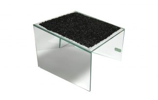 Schildpaddeneiland glas met anti-slip