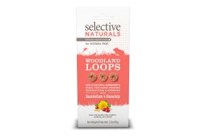 Selective Naturals snack woodland loops