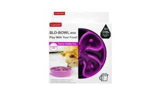 Outward Hound Slo Bowl Feeder Flower Anti-schrok