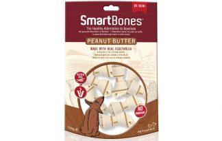 SmartBones Classic Peanut Butter mini