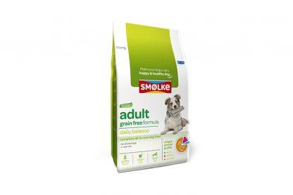 Smolke Adult Graanvrij hondenbrok