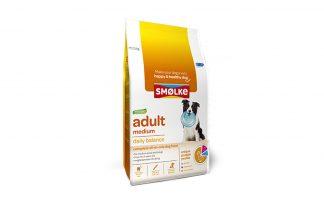 Smolke Adult Medium hondenbrok