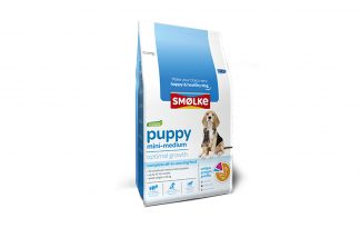 Smolke Puppy Mini-Medium hondenbrok