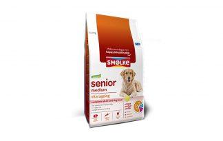 Smolke Senior Medium hondenbrok