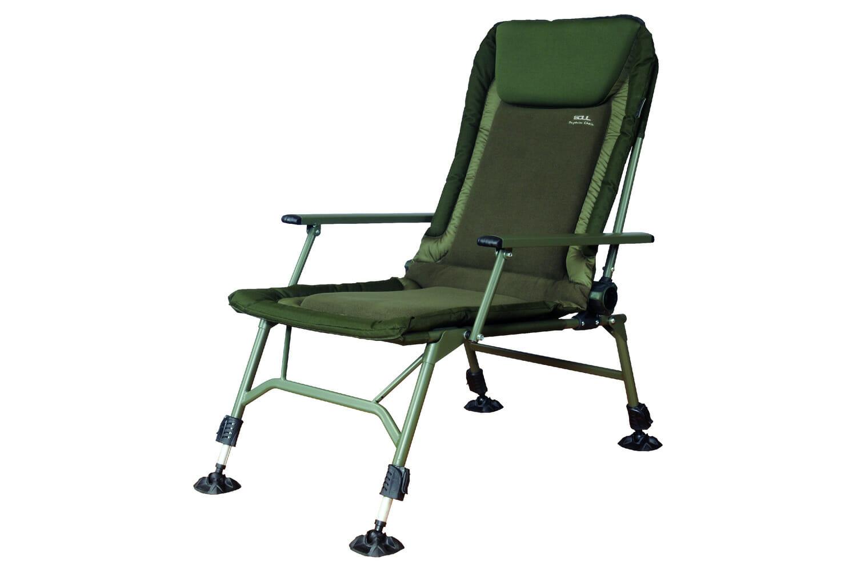 Soul superior stoel met armleuning → dierencompleet