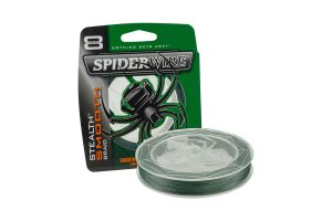 Spiderwire Stealth Smooth Braid Green
