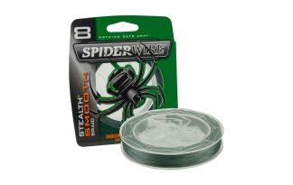 Spiderwire Stealth Smooth Braid Green