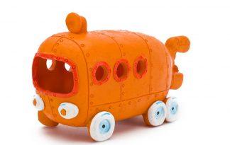 Spongebob Squarepants Decoratie Bikini Bottom Bus