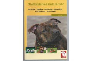 Staffordshire bull terriër boek