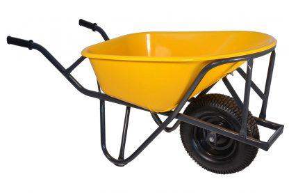 Stratenmakers kruiwagen HDPE 90 liter