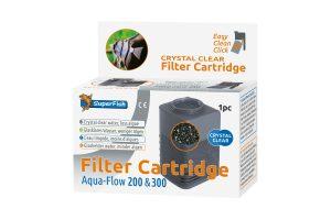 Superfish Aqua Flow Crystal Clear Cassette