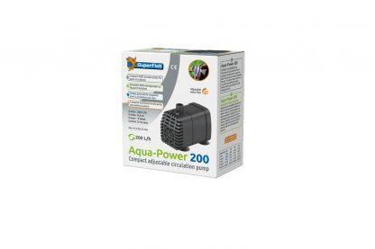 De Superfish Aqua-Power pompen 200