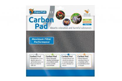 Superfish Carbon Pad filtermat