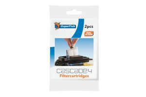 Superfish Cascade filtercassettes