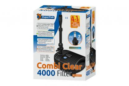 Superfish Combi Clear onderwaterfilter 4000