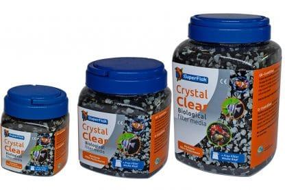 Superfish Crystal Clear filtermedia
