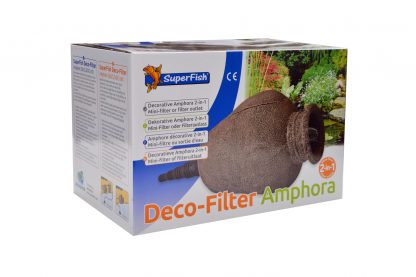 Superfish Deco-Filter Amphora