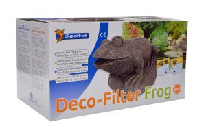 Superfish Deco-Filter Frog