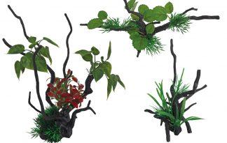 Superfish Deco kunstplant Spiderwood