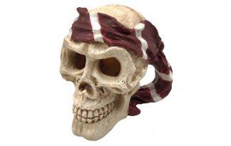 Superfish decoratie Skull Red Pirate
