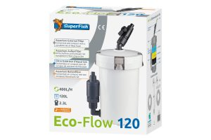Superfish Eco-Flow 120 aquarium buitenfilter