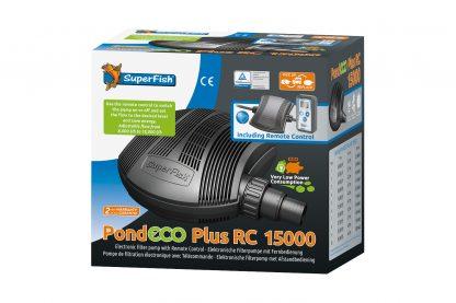 Superfish Pond ECO Plus RC vijverpomp