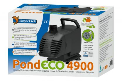 Superfish Pond ECO vijverpomp 4900