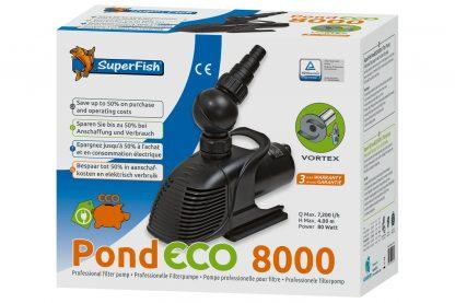 Superfish Pond ECO vijverpomp 8000