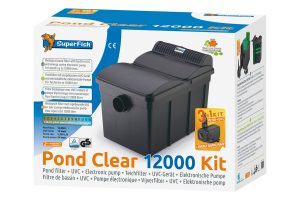 Superfish Pond Clear 12000 kit