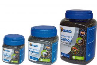 Superfish Super Activated carbon