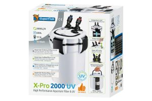 Superfish X-Pro 2000 UV buitenfilter